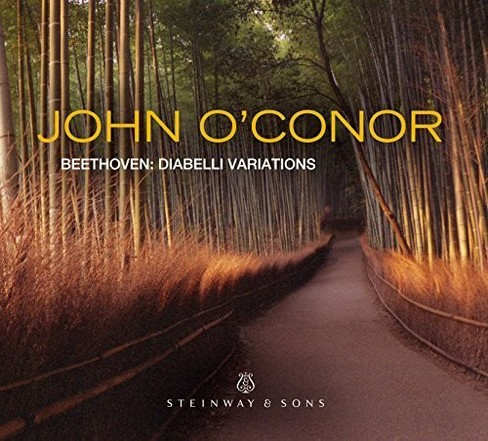 John O'conor - Beethoven:Diabelli Variations (CD) - image 1 of 1