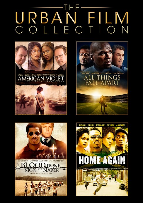 American violet/All things fall apart (DVD) - image 1 of 1