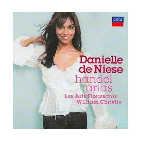 Handel - Handel Arias (CD) - image 1 of 1