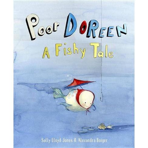 Poor Doreen - by  Sally Lloyd-Jones (Hardcover) - image 1 of 1