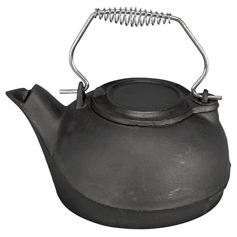 Pleasant Hearth Kettle Steamer - Black - image 1 of 2