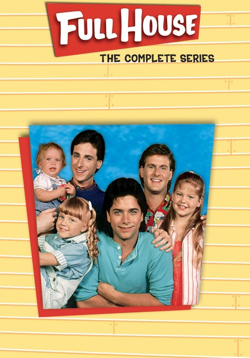 Full House: The Complete Series Collection [32 Discs] (DVD) - image 1 of 1