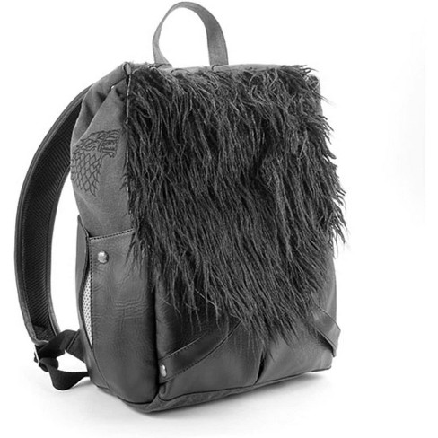 Game of Thrones Jon Snow Nights Watch 14 Inch Backpack - image 1 of 4
