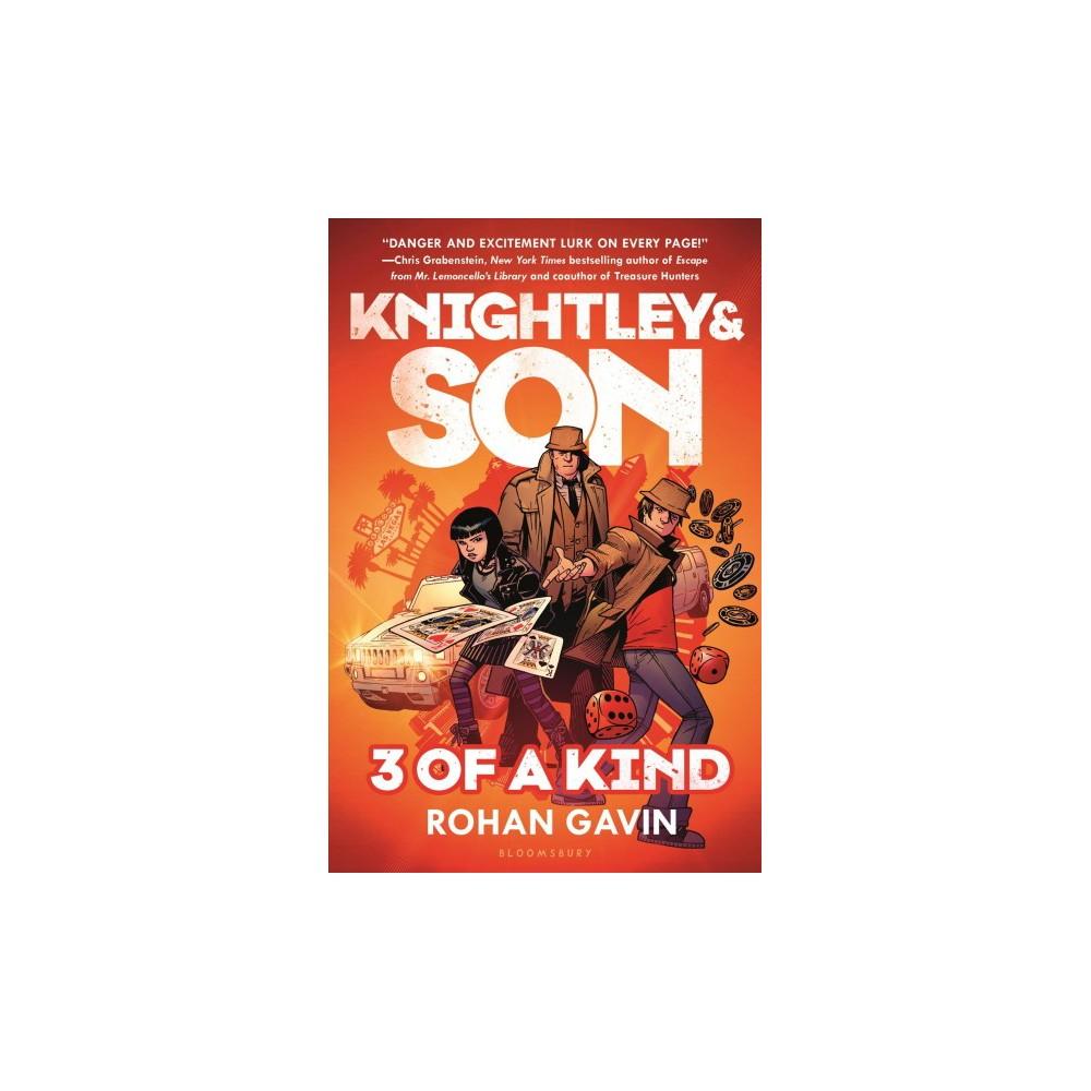 3 of a Kind (Hardcover) (Rohan Gavin)