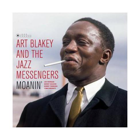 Art Blakey - Moanin' (Vinyl) - image 1 of 1