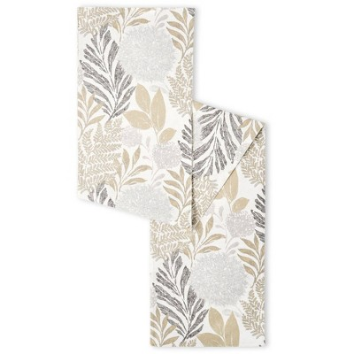 """18"""" x 13"""" Cotton Hastings Table Runner - Town & Country Living"""