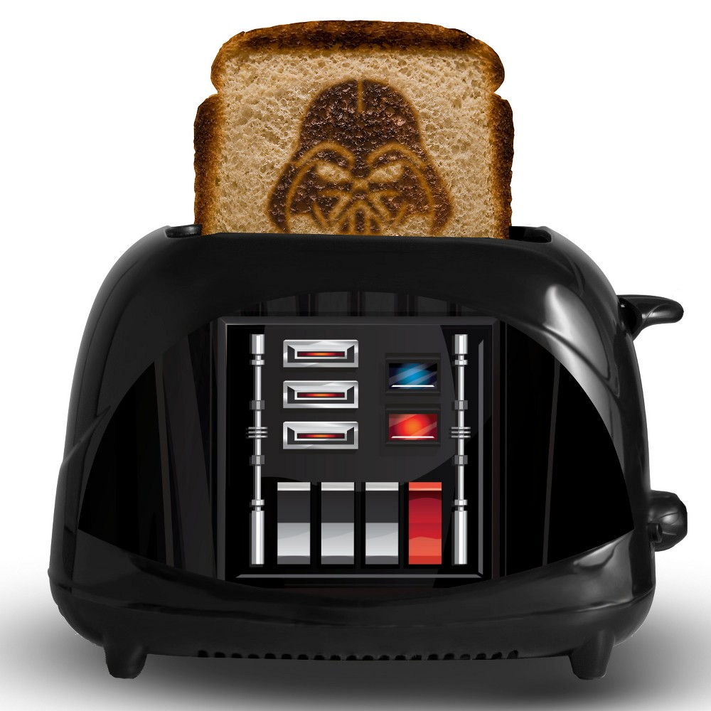 Star Wars Darth Vader Empire Toaster, Black 54252531