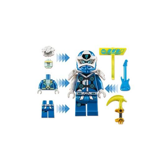 LEGO NINJAGO Jay Avatar - Arcade Pod 71715 Mini Arcade Machine Building Set image number null
