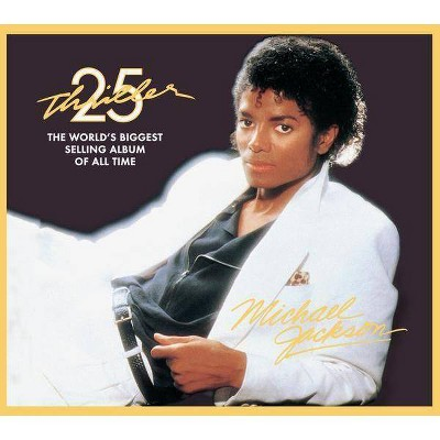 Michael Jackson - Thriller (25th Anniversary Edition) (CD)