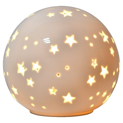 Starry Globe Nightlight - Pillowfort™ - image 1 of 3