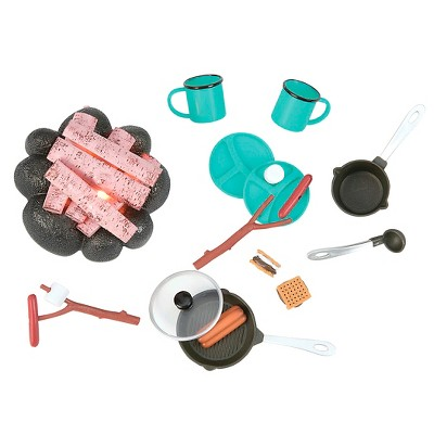 """Our Generation Camping Accessory for 18"""" Dolls - Around the Campfire"""