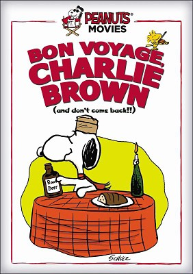 Peanuts: Bon Voyage, Charlie Brown (And Don't Come Back) (DVD)
