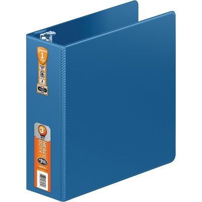 "ACCO Brands Corporation Round Ring Binder Locking 3"" 11""x8-1/2"" PC Blue 364497462"