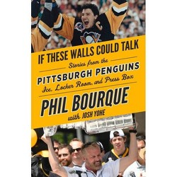 If These Walls Could Talk: Pittsburgh Penguins - by  Phil Bourque & Josh Yohe (Paperback)