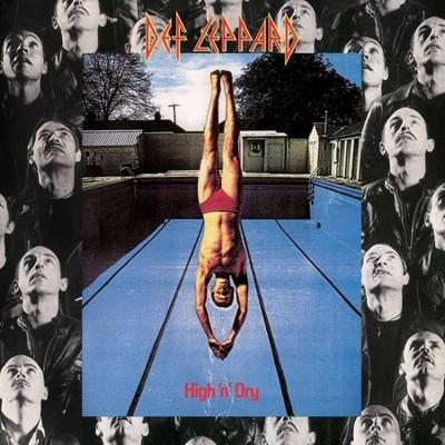 Def Leppard - High N Dry (CD)
