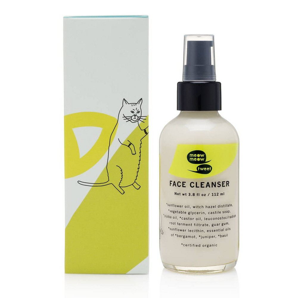 Image of Meow Meow Tweet Deep Liquid Facial Cleansers - 3.8 fl oz