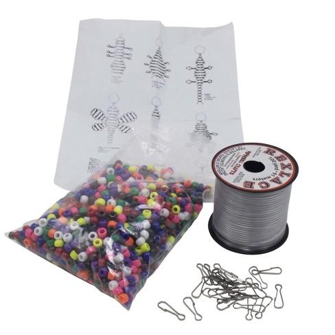 Pepperell Braiding Animal Lacing Bead Kit - image 1 of 1