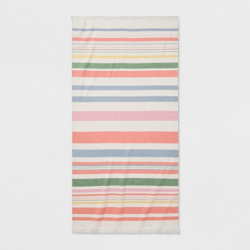 XL Stripe Beach Towel - Opalhouse™ - image 1 of 1