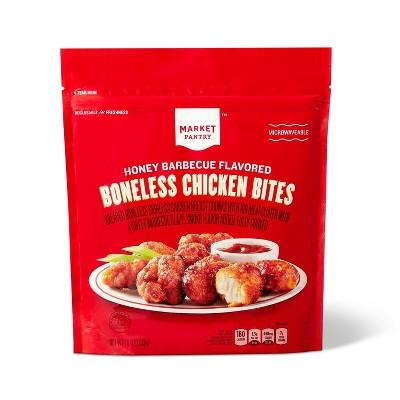 Honey BBQ Chicken Bites - 10oz - Market Pantry™