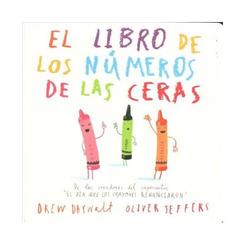 el libro de los números de las ceras the crayons book of numbers