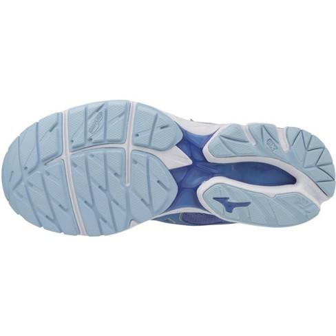 new products cbe5d 002ea Mizuno Women s Wave Rider 21 Running Shoe, Size 6.5 In Color Baja Blue-Dazzling  Blue (5D5b)   Target