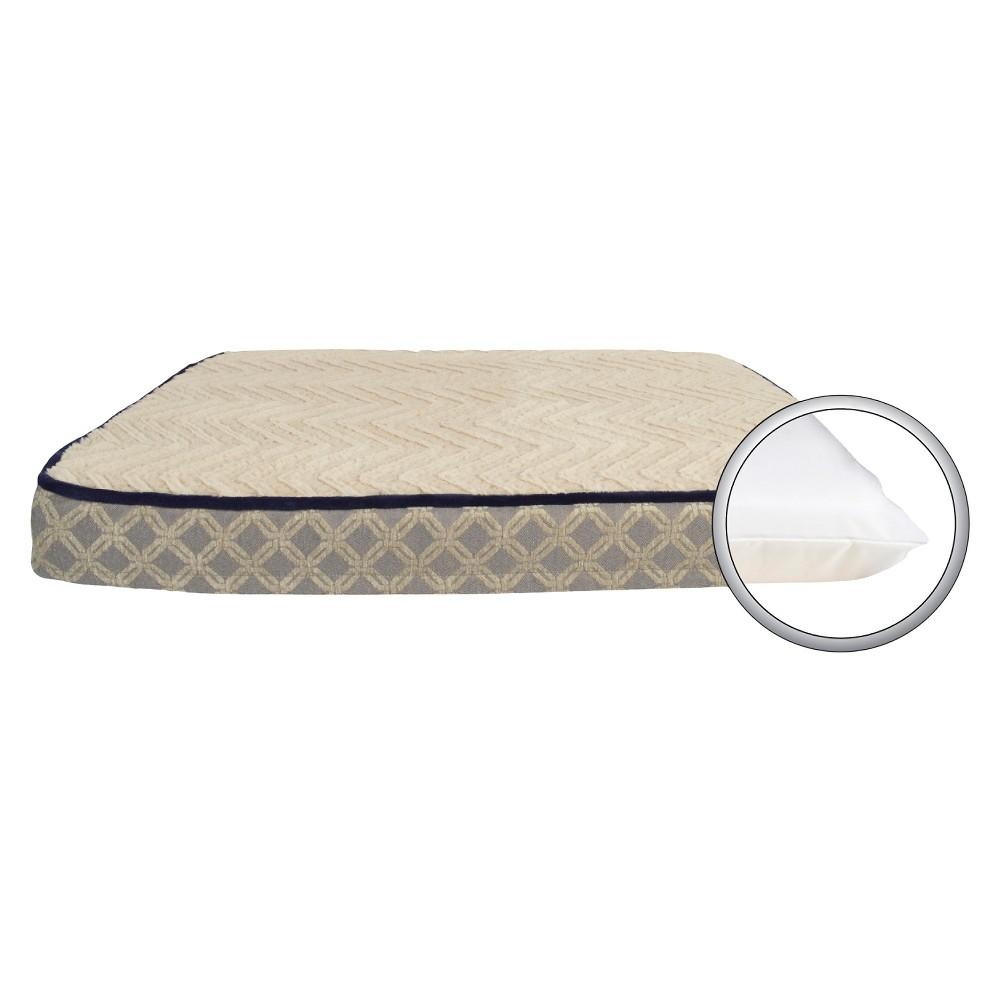 AllerEase Pet Bed Liner - White - 35x 44