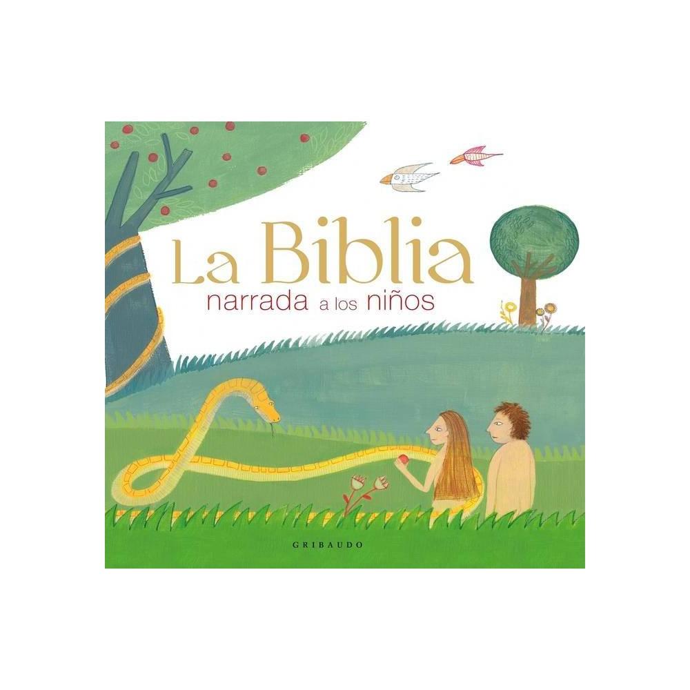 La Biblia Catolica Narrada A Los Ninos Hardcover