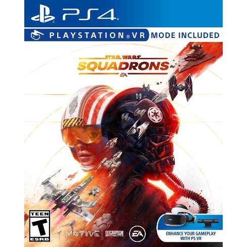 Star Wars: Squadrons - VR Mode Included - PlayStation 4 - image 1 of 4