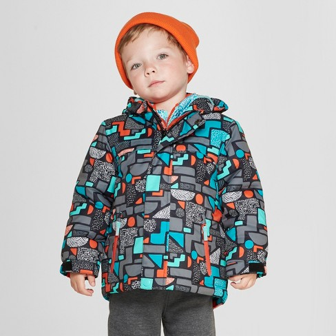 c20085293e22 Toddler Boys  Geometric 3-in-1 Jacket - Cat   Jack...   Target