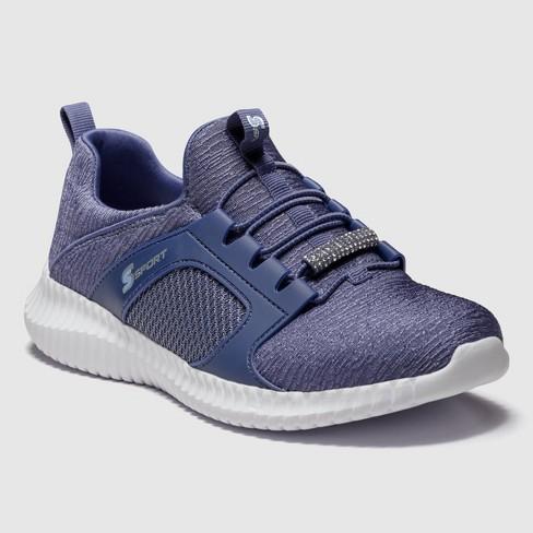 Women's S SPORT BY SKECHERS Roseline Pull On Sneakers - Blue - image 1 of 3