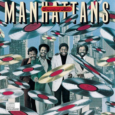 The Manhattans - Greatest Hits (CD) - image 1 of 2