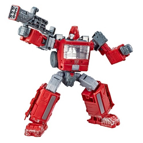 . Style may vary Hasbro 2.5-Inch Deluxe Figures
