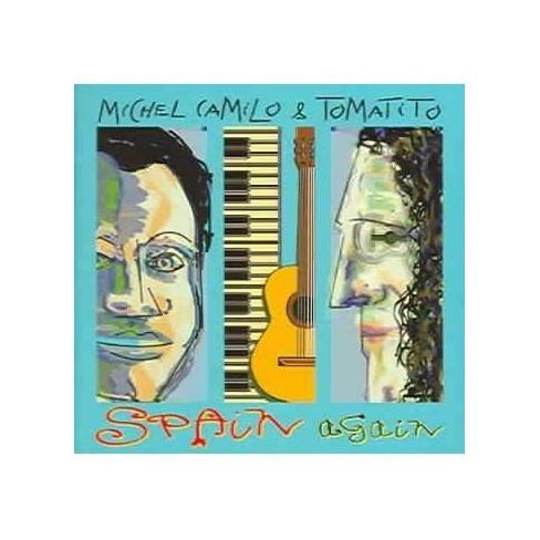 Michel Camilo - Spain Again (CD) - image 1 of 1