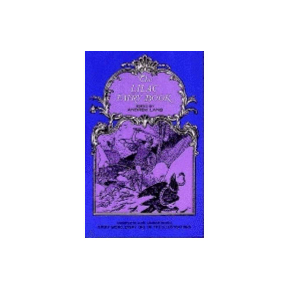 The Lilac Fairy Book Dover Children S Classics By Andrew Lang Paperback