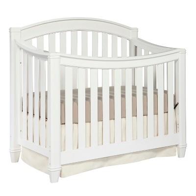 Thomasville Kids Highlands 4-in-1 Convertible Crib - White
