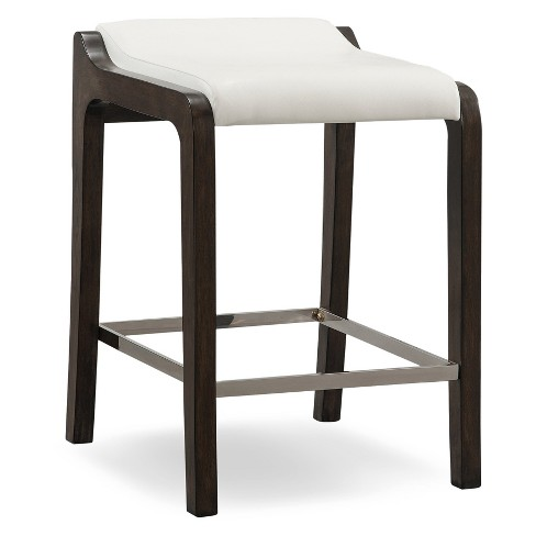 Counter And Bar Stools Leick Furniture Pecan Ivory - image 1 of 5