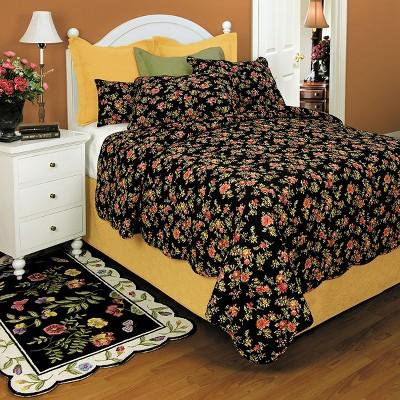 C&F Home Montego Stripes Bed Skirt
