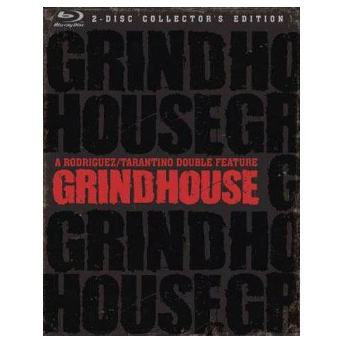Grindhouse (Blu-ray) - image 1 of 1