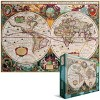 Eurographics Inc. Antique World Map (Orbis Geographica) 1000 Piece Jigsaw Puzzle - image 3 of 4
