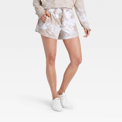 """Women's High-Rise French Terry Shorts 3.5"""" - All in Motion™"""