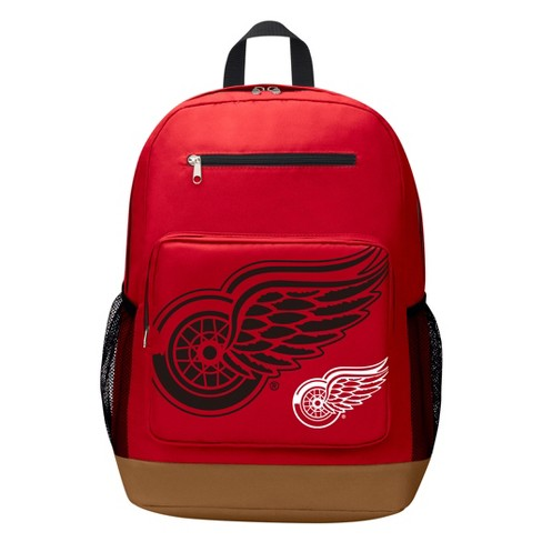 NHL Detroit Red Wings PlayMaker Backpack - image 1 of 1