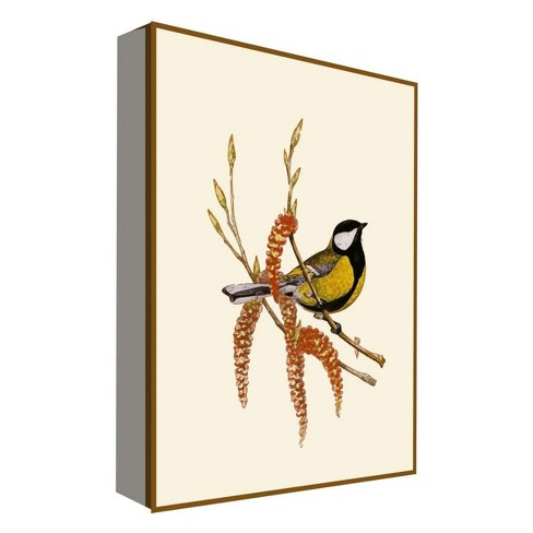 "Birds Nature I Decorative Canvas Wall Art 11""x14"" - PTM Images - image 1 of 1"