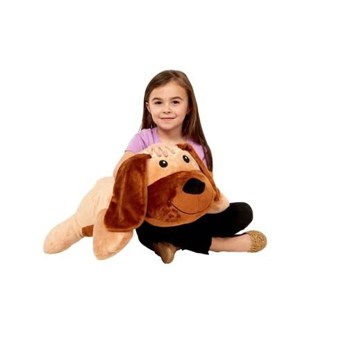 Melissa & Doug Cuddle Plush Dog - image 1 of 4