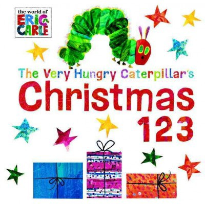 Very Hungry Caterpillar's Christmas 123 (Hardcover)(Eric Carle)