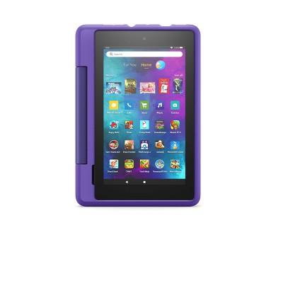 "Amazon Fire 7 Kids' 16GB Pro Tablet 7"" - Purple Emoji"