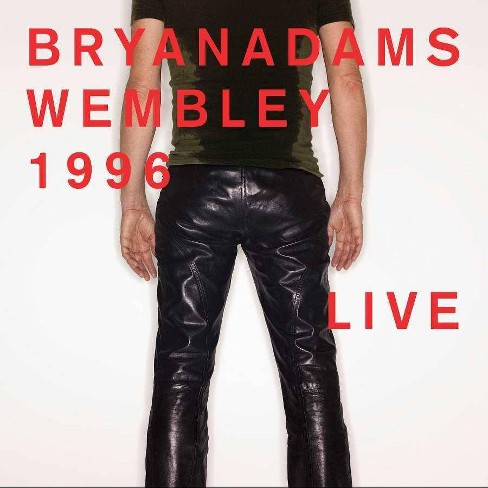 Bryan Adams - Wembley Live 1996 (CD) - image 1 of 1