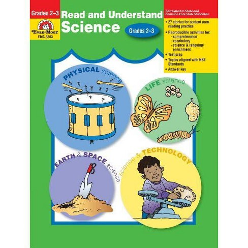 Read & Understand Science Grades 2-3 - (Read & Understand: Science) (Paperback) - image 1 of 1