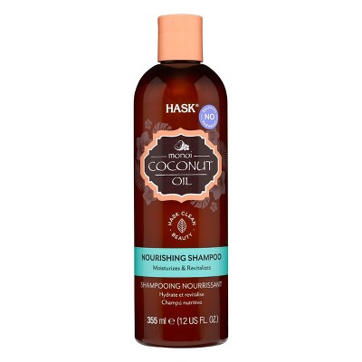 Hask Coconut Oil Nourishing Shampoo - 12 fl oz