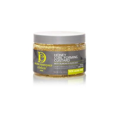 Design Essentials Almond Avocado Curl Custard - 12oz