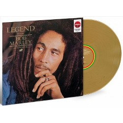 Bob Marley – Legend (Target Exclusive, Gold Vinyl)